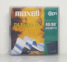 Maxell DLT4 DLTtape IV Tape 40GB DLT4000 70GB DLT7000 80GB DLT8000 NEU