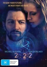 2:22 DVD, NEW & SEALED, 2018 RELEASE, REGION 4, FREE POST