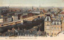 PARIGI - il panorama degli otto Ponti