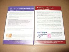 Relaxing Birth Music /Effective Home Birth Preparation 2 cd set 2006 Ex Cond