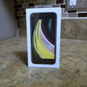 Apple iPhone Se 2020 (2nd Gen) 64GB- Black (Cricket Wireless) A2275 (CDMA + GSM)