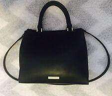 Woman Satchel Bag Danielle Nicole Black Work Satchel faux-leather