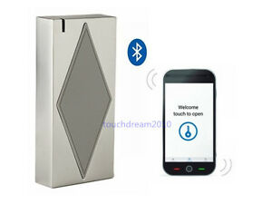 Bluetooth Smart Security Access Control use mobile phone to open door Device