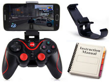 Bluetooth Wireless Game Pad Controller For Android Device Emulator Raspberry Pi