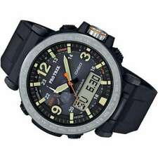 Casio Pro Trek Solar Watch Led Para Hombre Mens 100M PRG-600-1ER