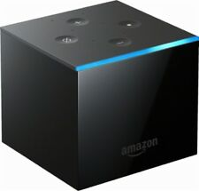 "Amazon Fire Tv Cube with Alexa 4K Ultra Hd Streaming Media Player No Remoteâ""¢"