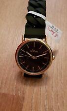 s.Oliver Damen Uhr Armbanduhr Silikon SO-3264-PQ