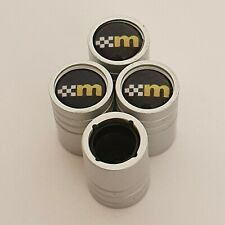 MOUNTUNE DUST VALVE CAPS al Cars 13 colours NON STICK ST RS Zetec Line MK4 MK3