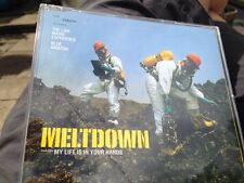 meltdown my life is in your hands cd