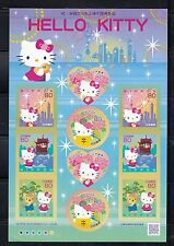 Japan stamps 2010 Hello Kitty Greeting Stamps SC#3232 mint, NH