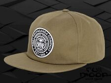 New Obey Established 89 II Olive Mens Snapback Cap Hat