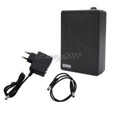 DC 12V 9800mAh Portable Rechargeable Lithium-ion Battery Pack for Loudspeaker UK