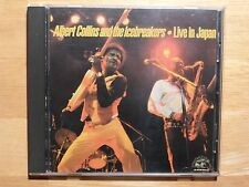 Albert Collins and the Icebreakers  - Live in Japan / CD neuwertig - Made in USA