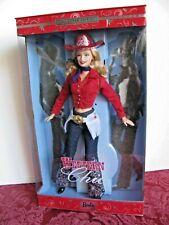 Western Chic Barbie, NRFB, 2001