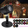 Christmas Projector Light Moving LED Laser Lamp Lanscape Outdoor Party Xmas