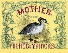 Mother Goose in Hieroglyphics.. (1973, Paperback)..Nursery Rhyme..Rebus Puzzles