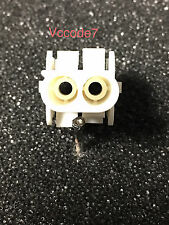 Motorola CP200 PR400 EP450 P1225 Bank Charger Molex power plugs (5pcs)