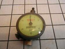 """Caterpillar Tractor Company Federal B5M .0005"""" Dial Indicator Gauge. works"""