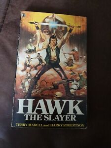 Hawk The Slayer - Film Tie In - PB - 1st Edition 1st Print - 1981 - NEL