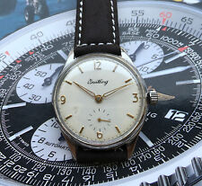 BREITLING geneve. Vintage men's dress watch, 37mm. '50es