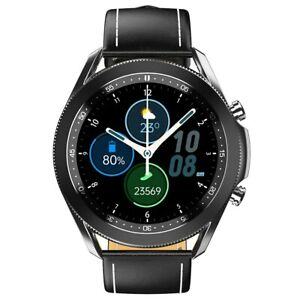 For Samsung Galaxy Smart Watch3 50mm - Black - Bluetooth - Waterproof Full Touch