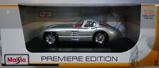 "MAISTO® 36898 Mercedes-Benz 300 SLR ""Uhlenhaut Coupe"" in 1:18"