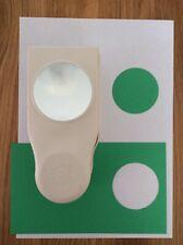 """Martha Stewart Paper/Card Punch For Round Aperture 6.3cm/2.5"""" Diameter"""