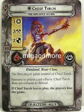 Lord of the Rings LCG - 1x Chief turch #150 - The antlered Crown
