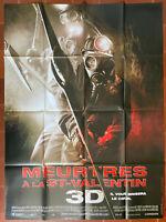 Plakat Morde A La st Valentin George Mihalka Neil Affleck 120x160cm
