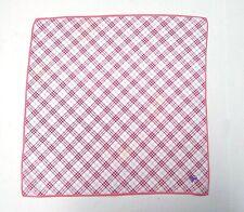 Burberry Pocket Square Handkerchief Mini Scarf Neckerchief Bandana Nova Check 1