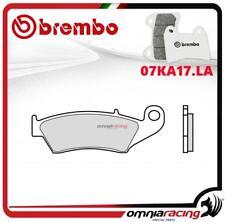 Brembo LA pastillas freno sinter fre Fantic Motor Caballero 125 Enduro 2012>