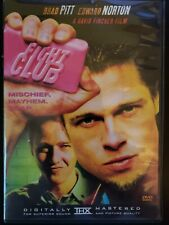 Fight Club Dvd Complete With Case & Cover Artwork Buy 2 Get 1 Free