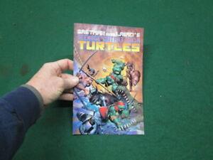 Teenage Mutant Ninja Turtles #33 TMNT  Mirage Comic Book June 1990 NM