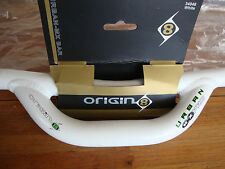 Origin8 Urban-MX Bicycle Handle Bar  34046 560mm Wide 25.4mm Clamp NEW WHITE