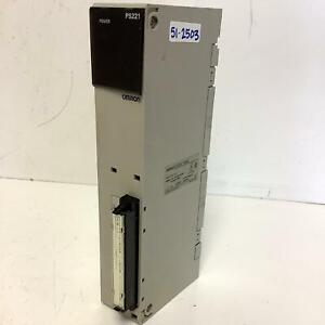 OMRON POWER SUPPLY UNIT CV500-PS221