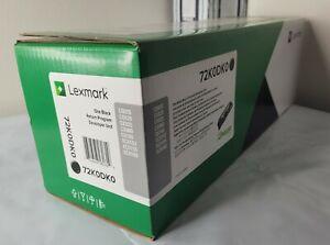 Lexmark 72K0DK0 Black Developer Unit Assy CS820 CX820 CX825 CX860 C6160 XC6152