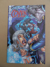 The Coven 3 .Flip Book / Kaboom Preview . Final Issue . Awesome 1999 . VF