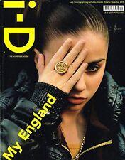 I-D #261 12/2005 LADY SOVEREIGN Pharell Williams NATASHA VOJNOVIC Kim Noorda NEW