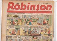 ROBINSON n°209 - 28 Avril 1940 - TTB