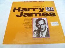 SWINGING WITH HARRY JAMES I GRANDI DEL JAZZ ITALY LP JOKER SM 3058 1971 JAZZ