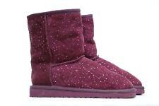 UGG classic short constellation pink U.K. 2