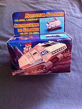 Mattel 1979 BATTLESTAR GALACTICA LANDRAM DISPLAY REPRODUCTION BOX