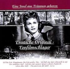 """DEUTSCHE ORIGINAL-TONFILMSCHLAGER """"Eine Insel aus Träumen geboren"""" CD NEU & OVP"""
