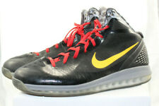 NIKE 487426-001 Hyperdunk Flywire Basketball Shoes Black Yellow Red Men's 18