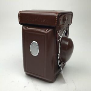 Rolleiflex 3.5T Leather Case Used EX