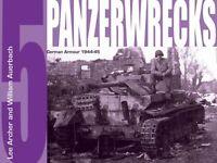 Panzerwrecks 5  German Armour 1944-45