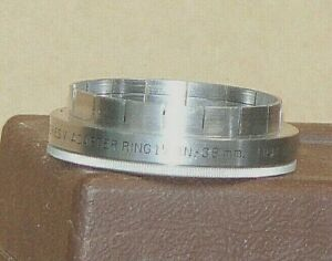 Kodak Series VI 38mm - 1 1/2 in. Slip-On Adapter with a Retaining Ring
