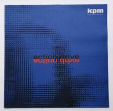 Various - Action Drive [FFR001-1] KPM 1000 Series Compilation Vinyl LP