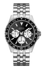 Guess Silver Stainless Steel Watch-W1107G1