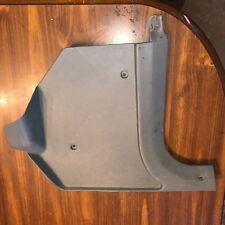 1992 Camaro RS Passenger Side Interior Kick Panel Gray